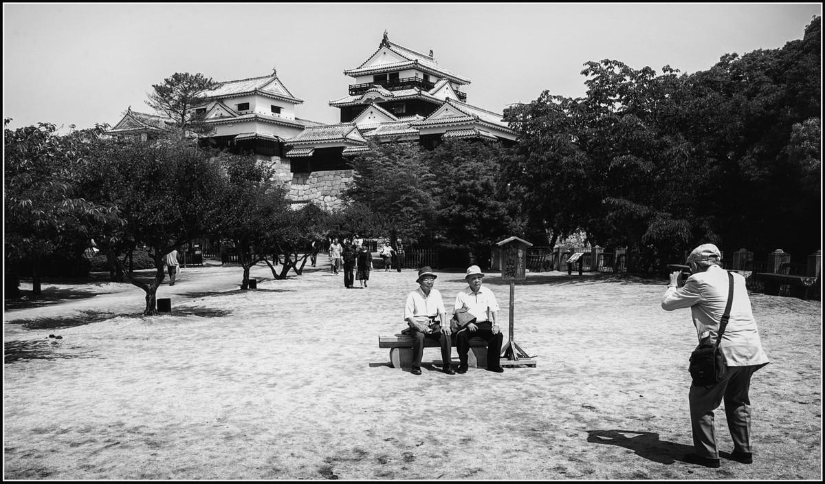 Matsuyama Château