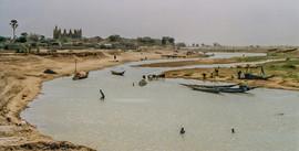 Mali Dogon 1995 - Fleuve Niger