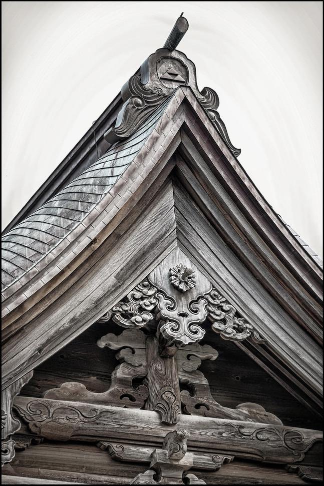 Kamakura Motif de toit