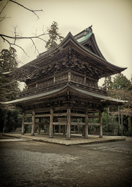 Kamakura Temple Engaku-ji