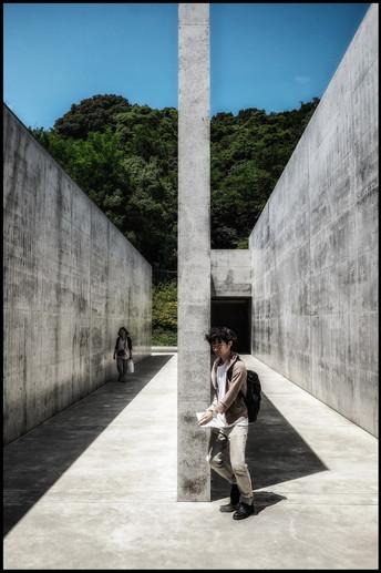 Entrée musée Lee Yfan