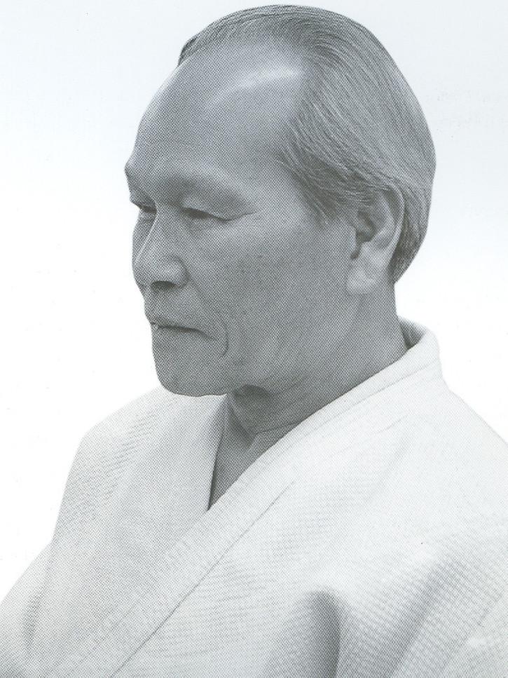 Haku Michigami mon maître