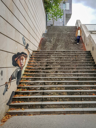 Street art 13 (détruit)
