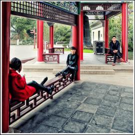 Nanchang Trio