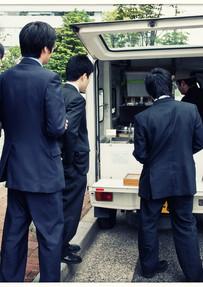 Food truck Tokyo