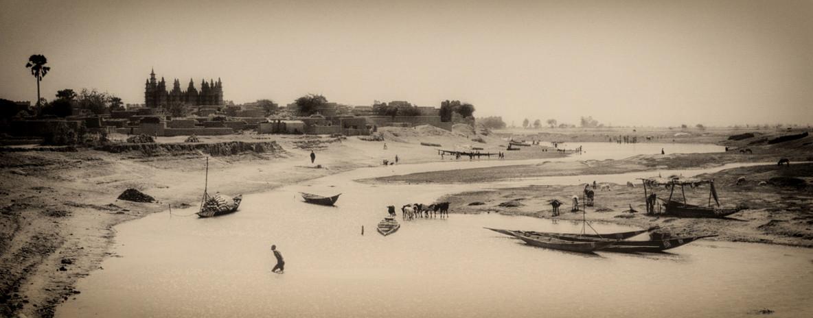 Mali Rive du Niger