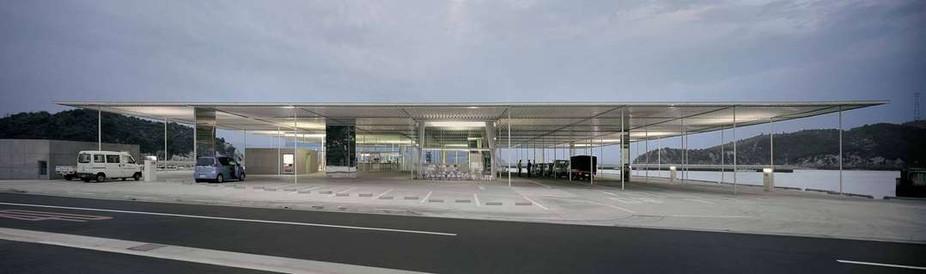 Naoshima : Gare maritime