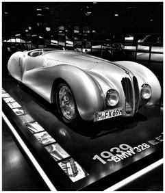 Allemagne Munich Musée BMW