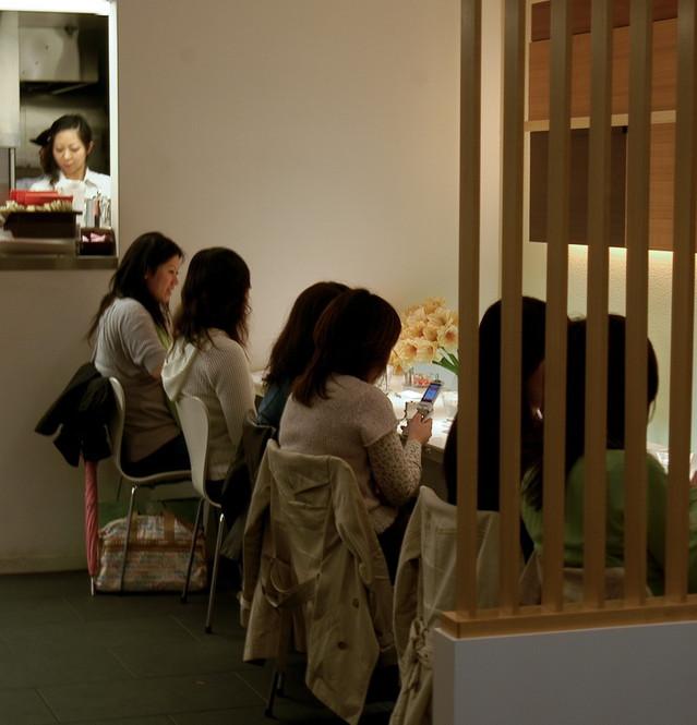 Restaurant pour femmes