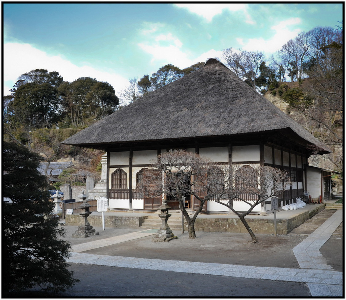 Kamakura Temple Engakuji