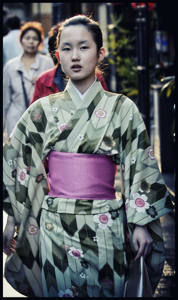 Japon maiko