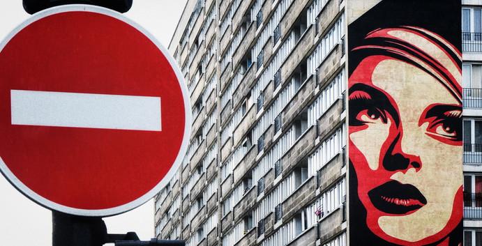 Street art - Paris 13