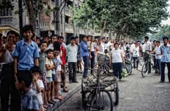 Chine 1982 ville ouverte