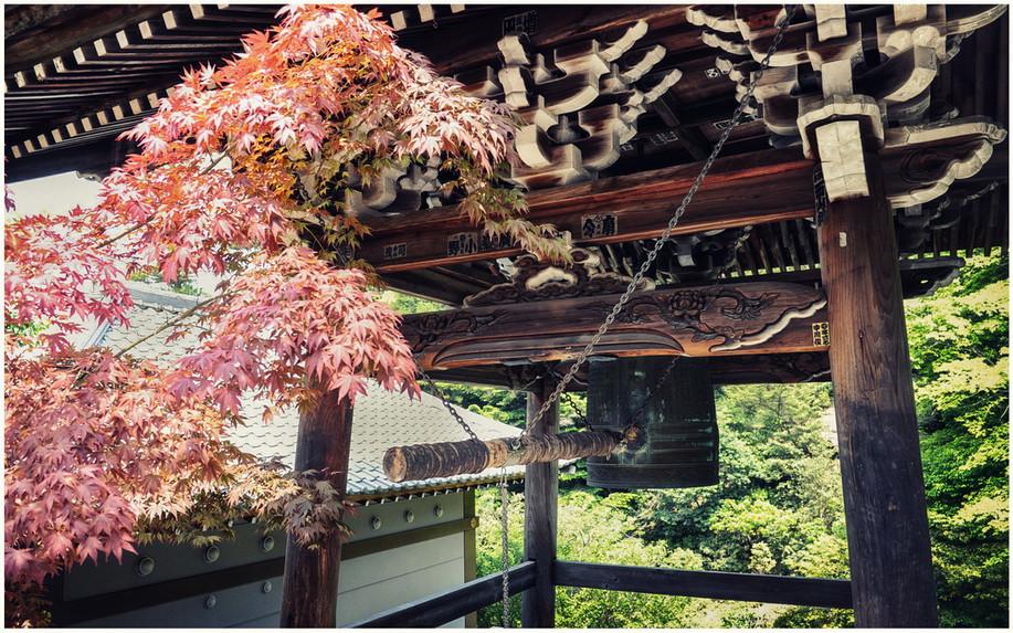 ile de Miayajima temple Daishoin