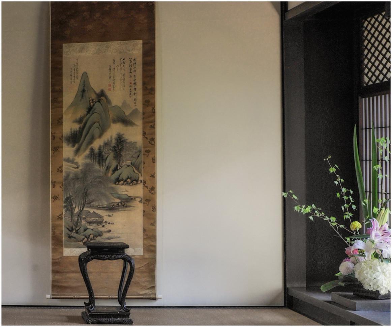 Kurashiki tokonoma Maison Oash