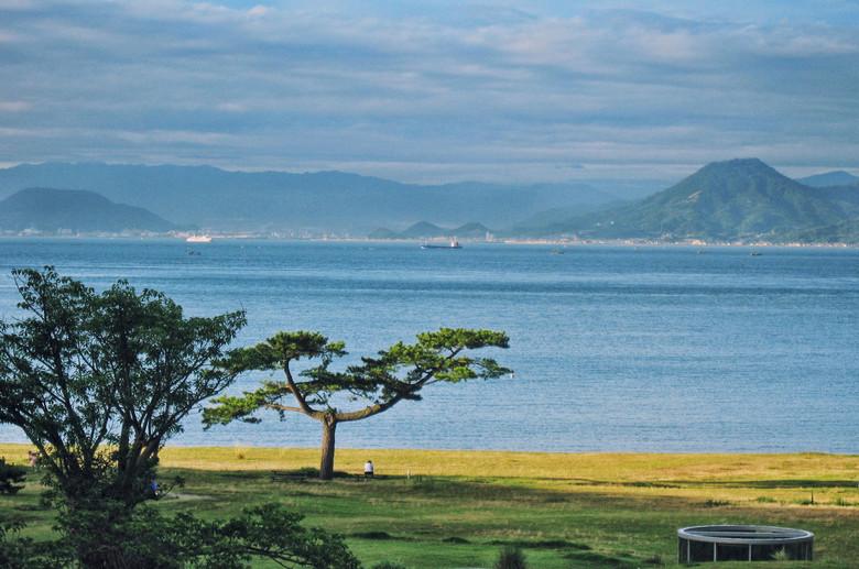 Vu de Naoshima