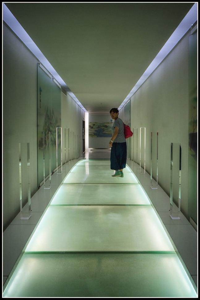 Uji Couloir du Musée
