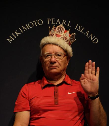 Le nouveau roi de Mikimoto...