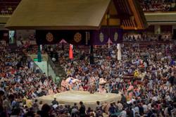 Tokyo Tournoi sumos