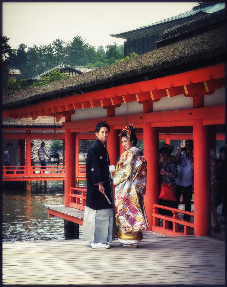 Mariage Ile Miyajima