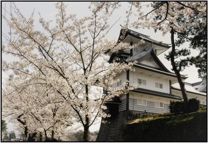 Kanazawa chateau