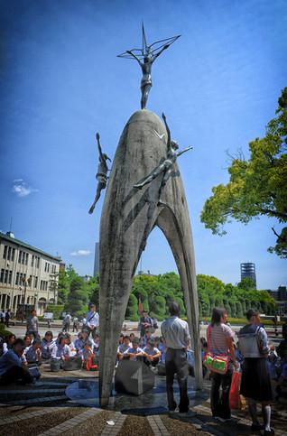 Monument Hiroshima pour la Paix