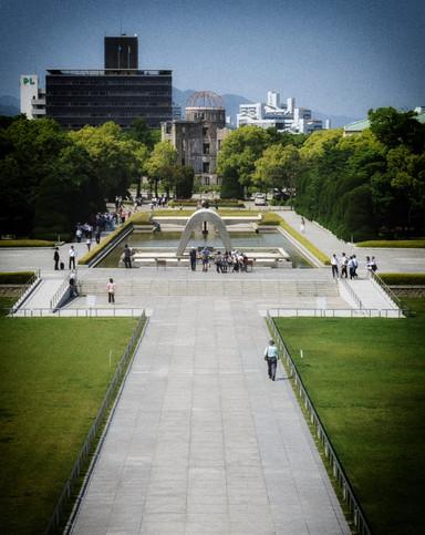 Le site mémorial