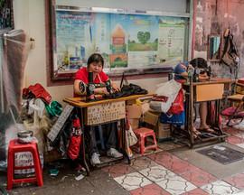 Canton Couturiéres de rue