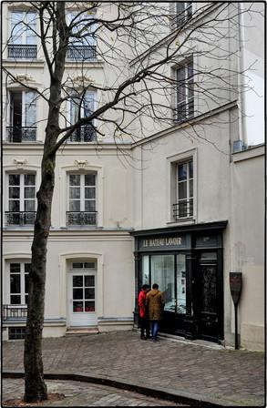 Place Fustenberg Paris