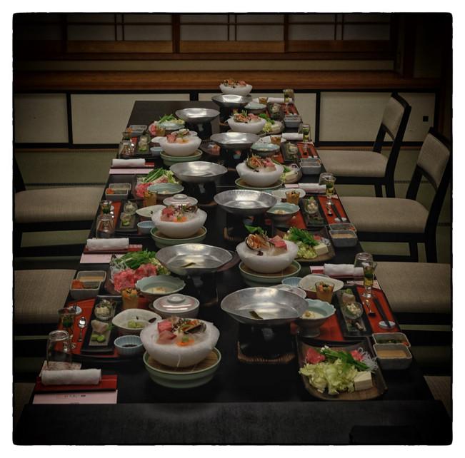 Diner ryokan  Nikko