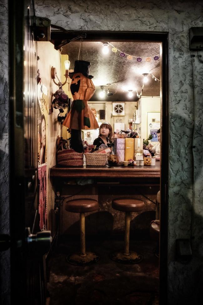 Shinjuku bar