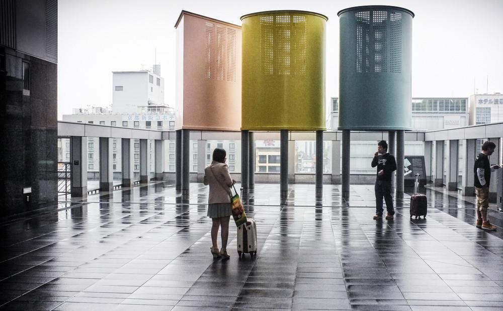 Modern Art Gare de Kyoto