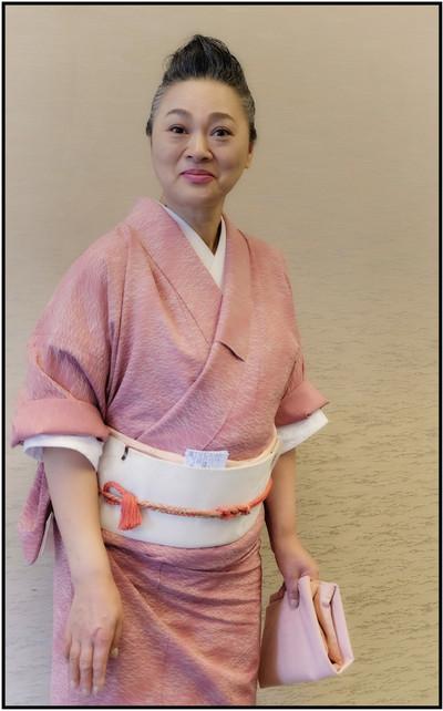 Serveuse ryokan Nikko