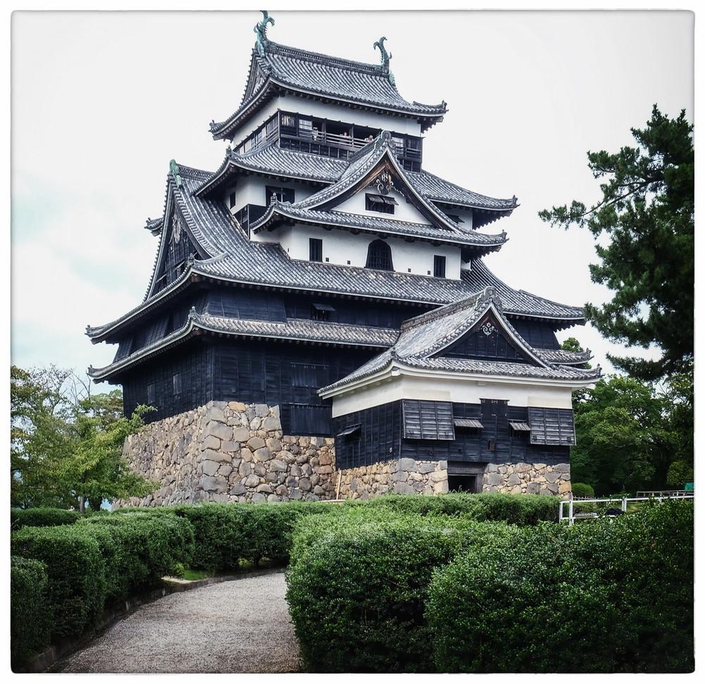 Chateau de Matsue