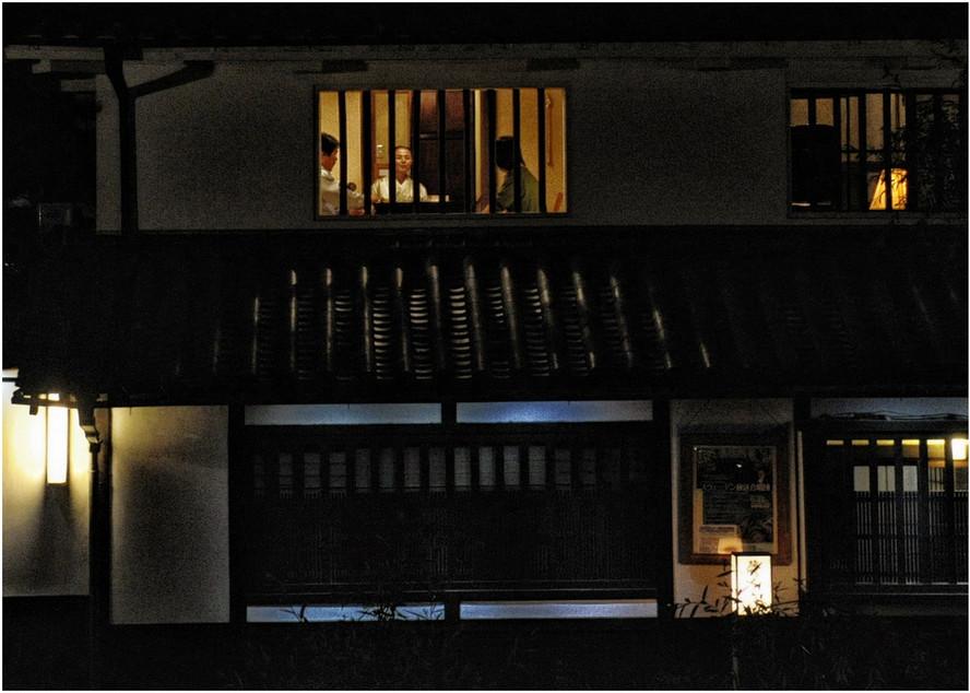 Kurashiki Diner ryokan