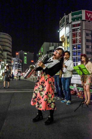 Swing à Jinjuku