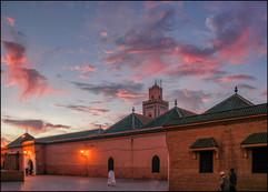 Maroc Marrakech palais