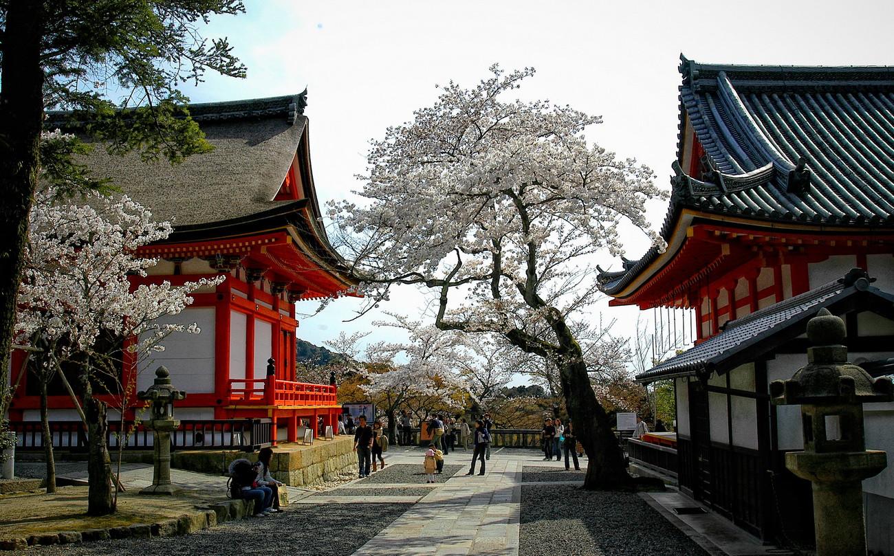 Temple de Kyomizu