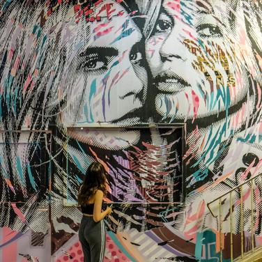 Art brut Cité universitaire Paris