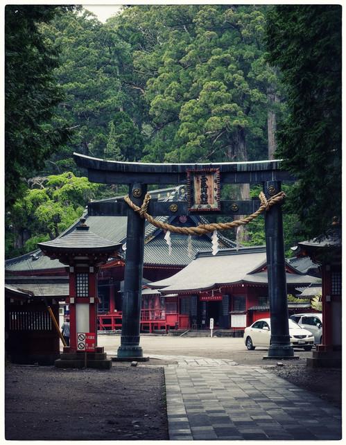 Nikko - Entre deux temples