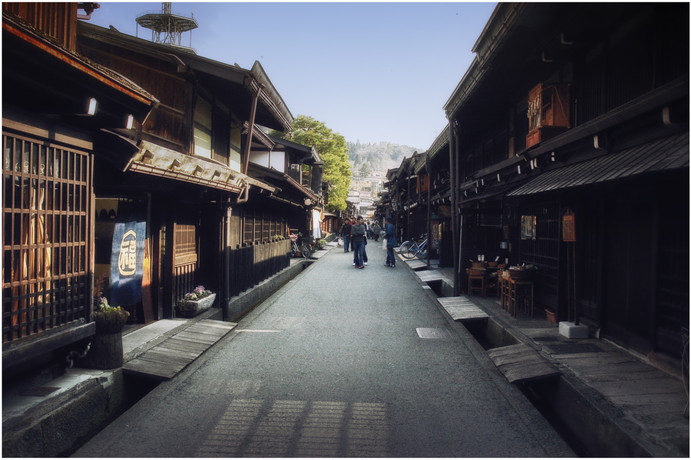 Rue de Takayama