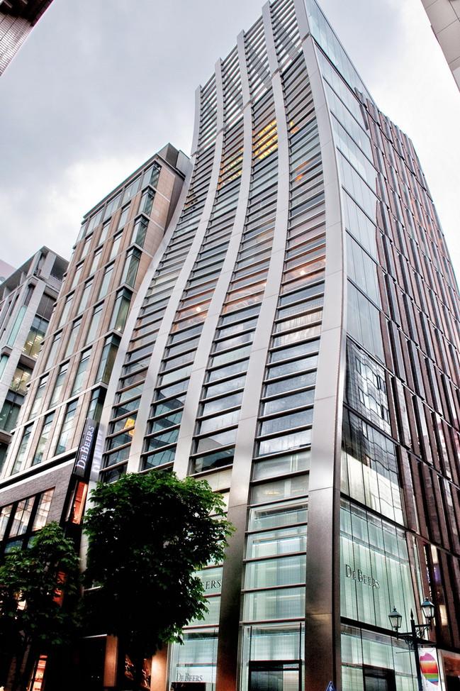 Tokyo architecture De Beers