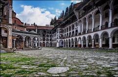 Bulgarie Monastère de Rila