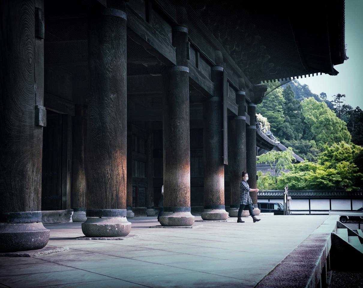 Kyoto - Temples Nanzen-ji