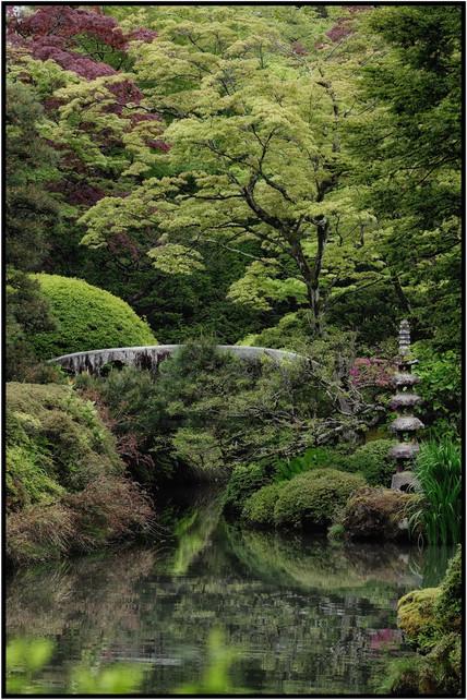 Nikko - Pont maison de thé