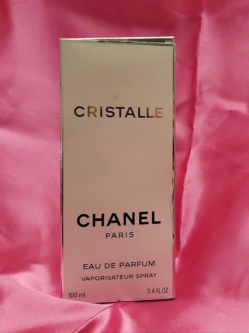 Chanel Cristalle 34fl.oz Parfum (open but full)
