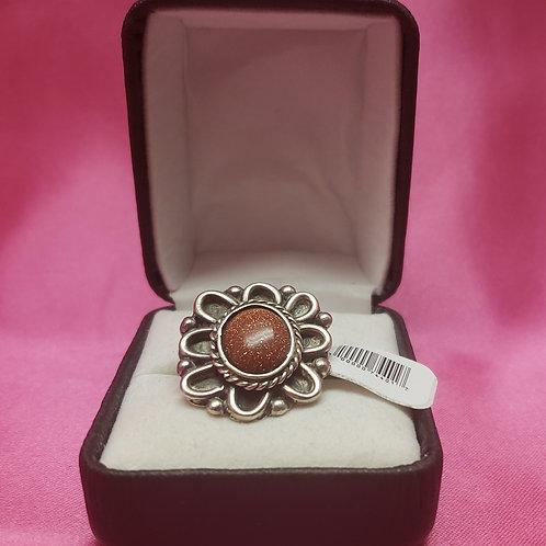 Sandstone 925 Ring
