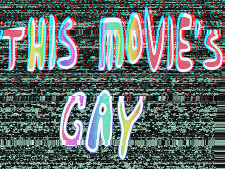 "This Movie's Gay 92 ""Love, Victor"" w/ Nina!"