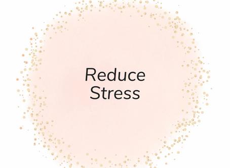 3 Effective Ways to Reduce Work Stress