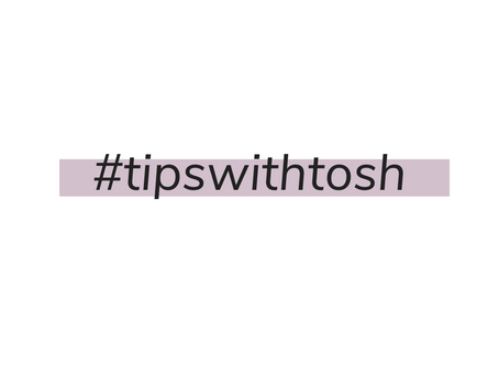 #tipswithtosh: Working Remote